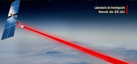Amerikaanse wetenschappers wekken zonne-energie op met panelen in ruimte