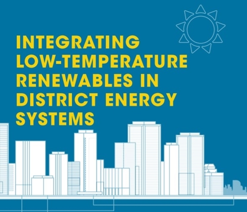 Integratie van hernieuwbare energiebronnen met een lage temperatuur in energiedistributiesystemen: Richtsnoeren voor beleidsmakers