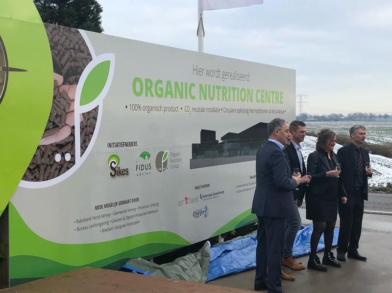 Nieuwe bio-energiecentrale moet champignonkwekerij verduurzamen