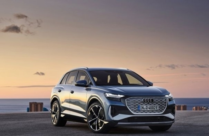 De elektrische SUV's van Audi bieden CO2-warmtepomp aan om rijbereik te vergroten