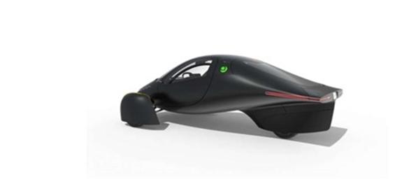 Aptera ontwikkelt elektrische zonneauto met 1.600 kilometer bereik en 'never charge' accupakket