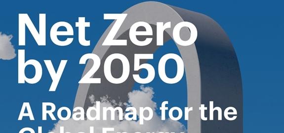 Publicatie rapport IEA: Net Zero by 2050 Roadmap for the global energy sector