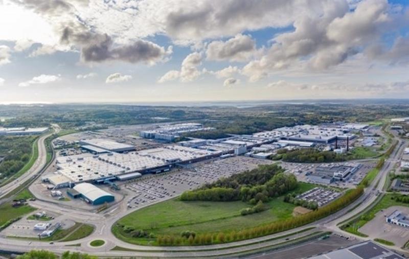 Volvo Cars fabriek in Torslanda wordt klimaatneutraal met biogas