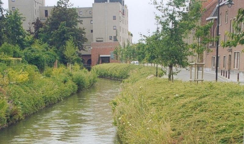 KU Leuven gaat Dijle gebruiken als warmtebron