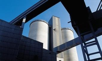 's Werelds eerste koolstofneutrale cementfabriek zal gebruik van biomassa stimuleren