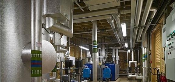 Britse woningen worden in de toekomst verwarmd door rioolwaterzuiveringsinstallaties