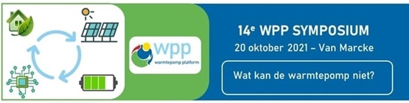 WPP symposium: Wat kan de warmtepomp niet?