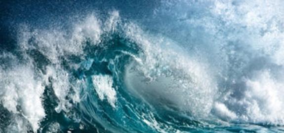 Golfenergie kan de wereld makkelijk van stroom voorzien. Een nieuwe generator maakt het mogelijk om de energie te oogsten