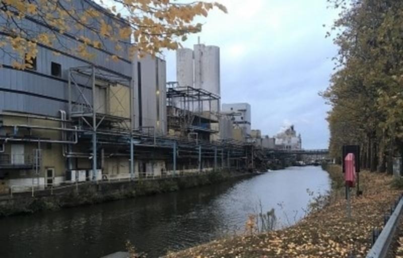Aalst: Restwarmte Tereos-fabriek moet 200 woningen op nieuwe Zuidkaai verwarmen