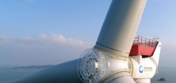 China presenteert grootste windmolen ter wereld