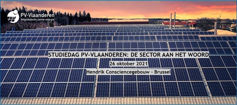 Studiedag PV-Vlaanderen: de sector aan het woord