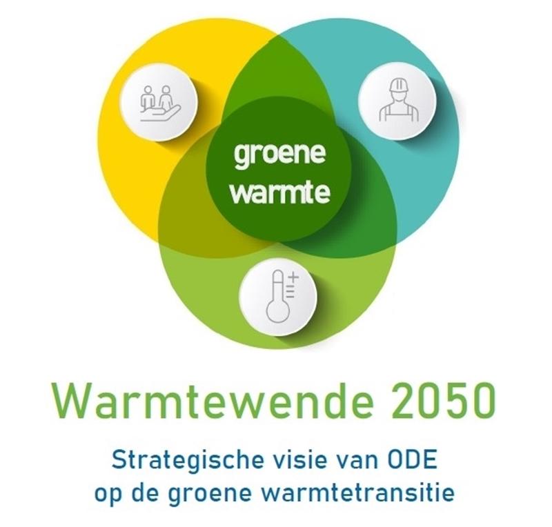 Warmtewende 2050: Strategische visie van ODE op de groene warmtetransitie