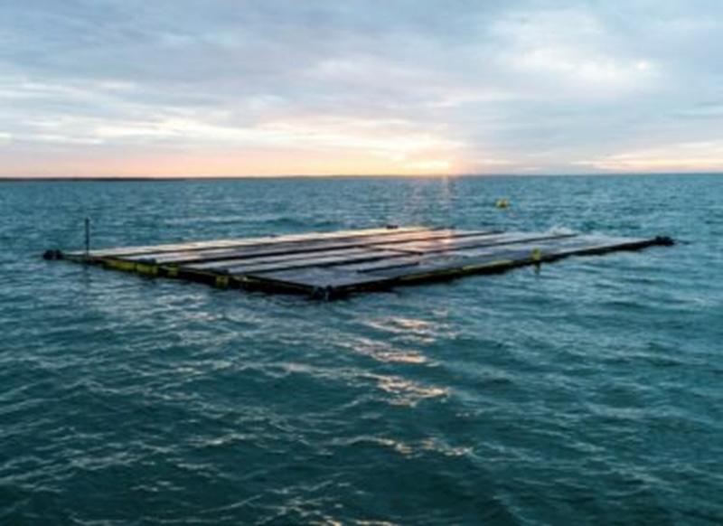 Eerste gecombineerde energiepark op zee mag zich bewijzen voor de kust van België