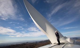 Siemens Gamesa pioniert op gebied van circulariteit van windenergie: lancering van 's werelds eerste recycleerbare wiek voor commercieel gebruik voor offshore